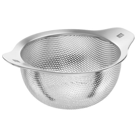Süzgeç, 16 cm   Yuvarlak   Metalik Gri   18/10 Paslanmaz Çelik,,large