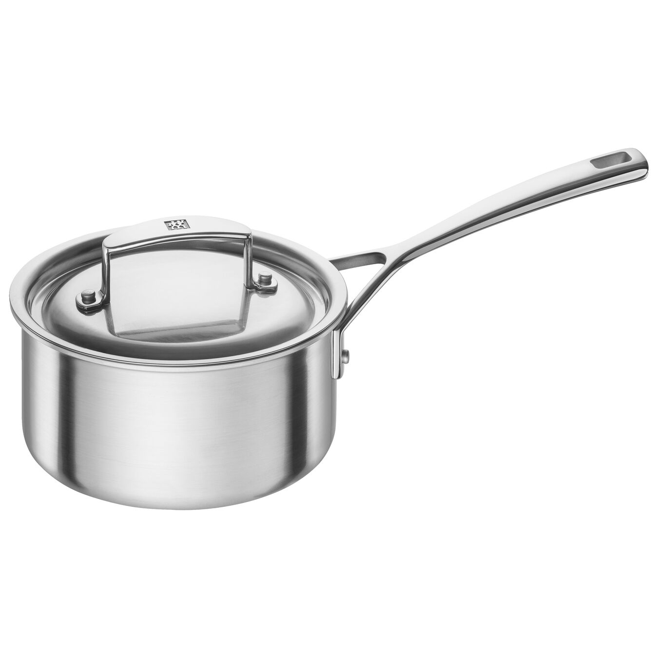 1.5 L 18/10 STAINLESS STEEL SAUCE PAN WITH LID,,large 1
