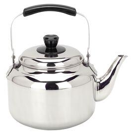 Demeyere RESTO, 6.3-qt Stainless Steel Tea Kettle