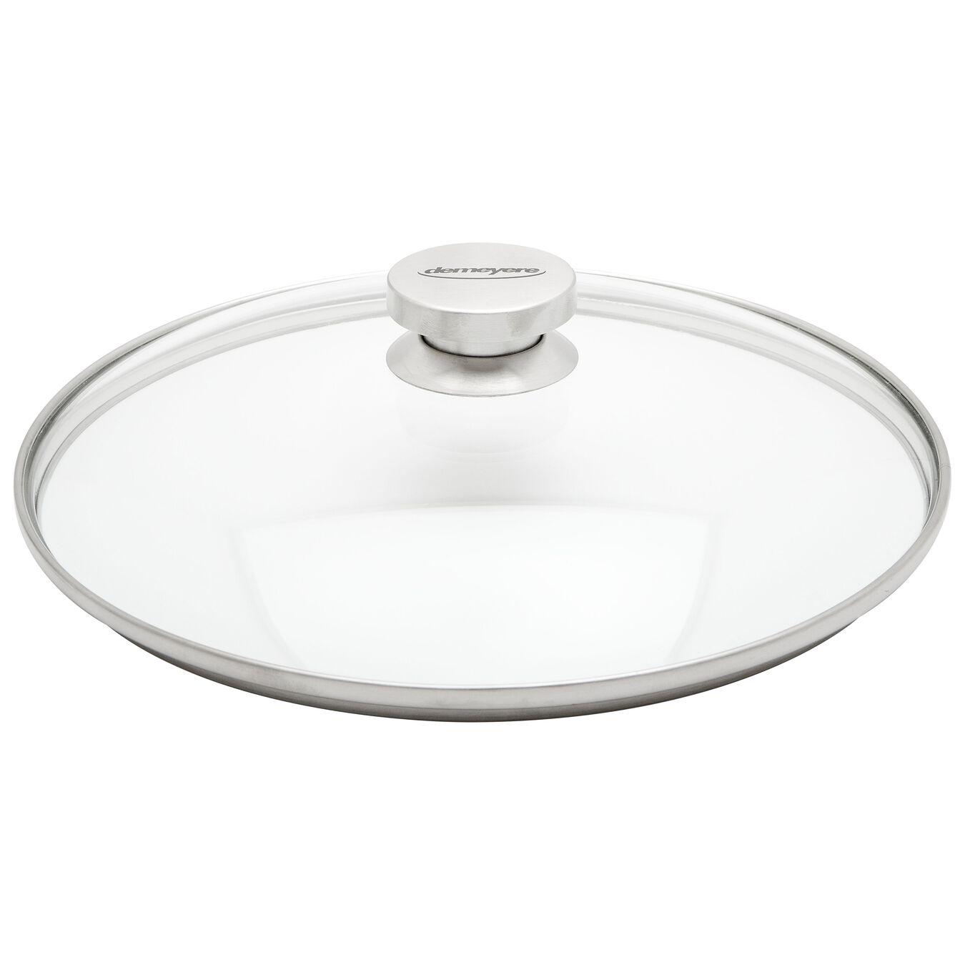 Coperchio - 30 cm, vetro,,large 1