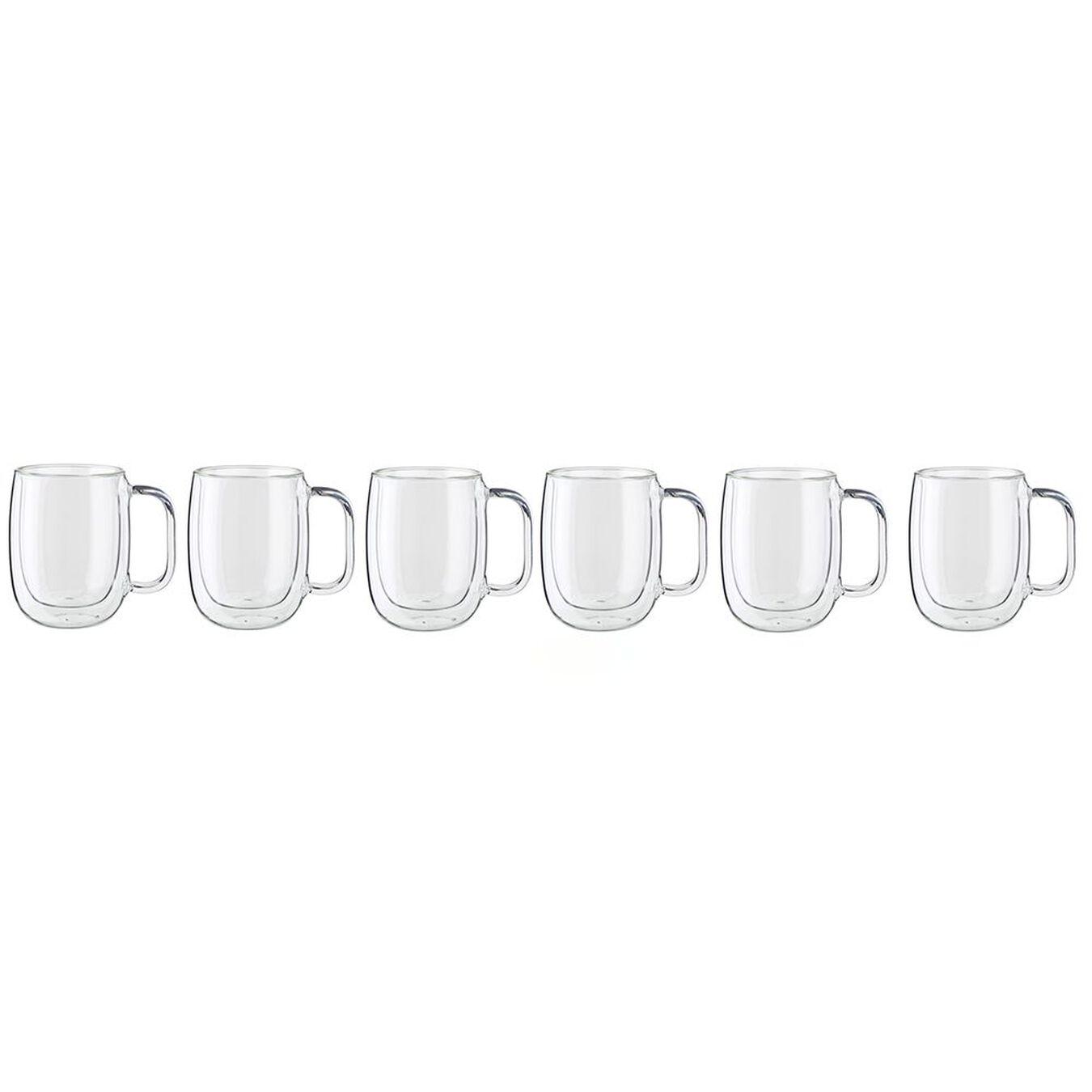 8-pc, Coffee glass set,,large 1