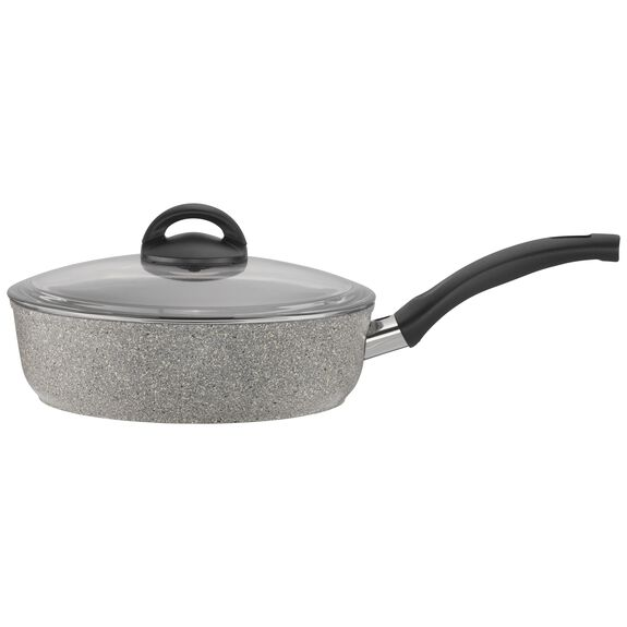 2.9-qt Forged Aluminum Nonstick Saute Pan with Lid, , large