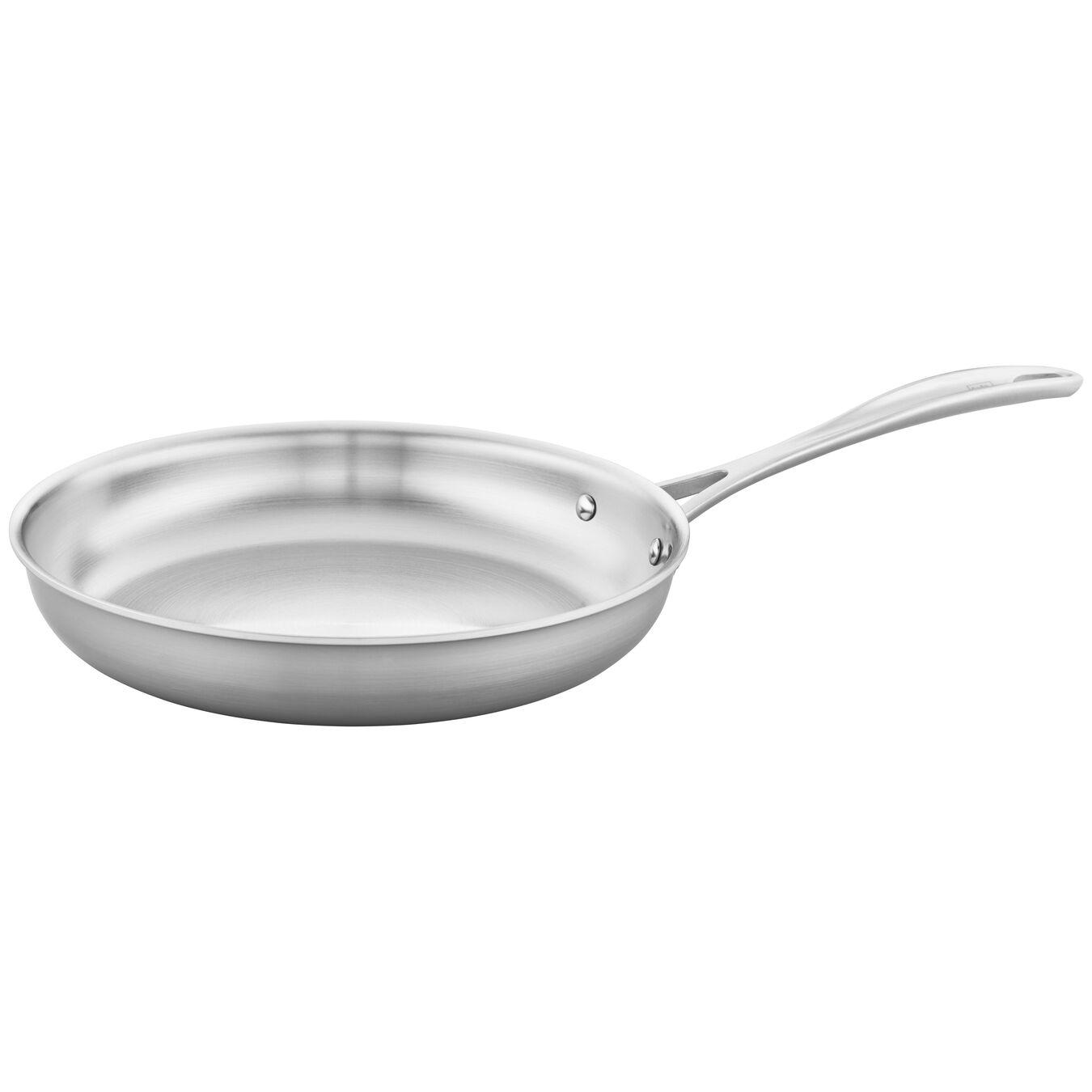 2-pc, stainless steel, Frying pan set,,large 5