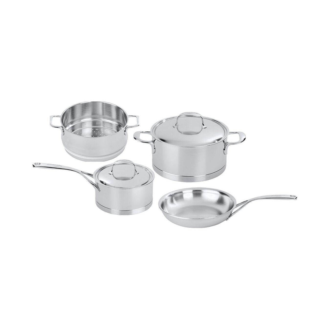 6-pc, Pots and pans set,,large 1