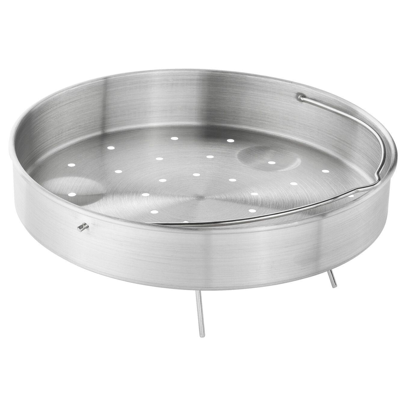 Cestello per cottura a vapore - 22 cm, 18/10 Acciaio inossidabile,,large 2