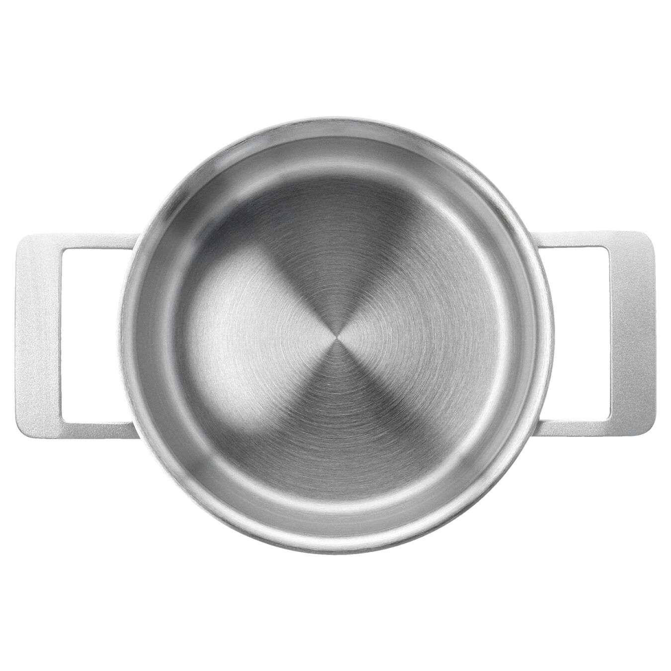 Casseruola con coperchio - 18 cm, 18/10 Acciaio inossidabile,,large 5