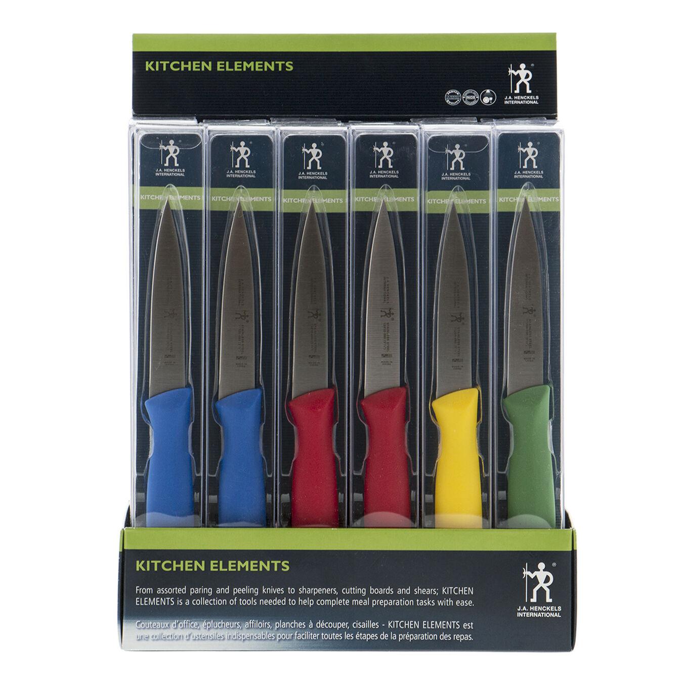 24-pc, pairing knife set,,large 1
