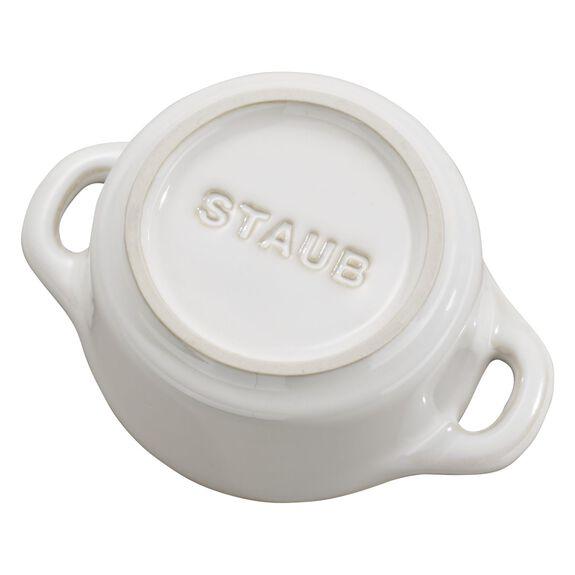 3-pc round Cocotte set, Ivory,,large 4