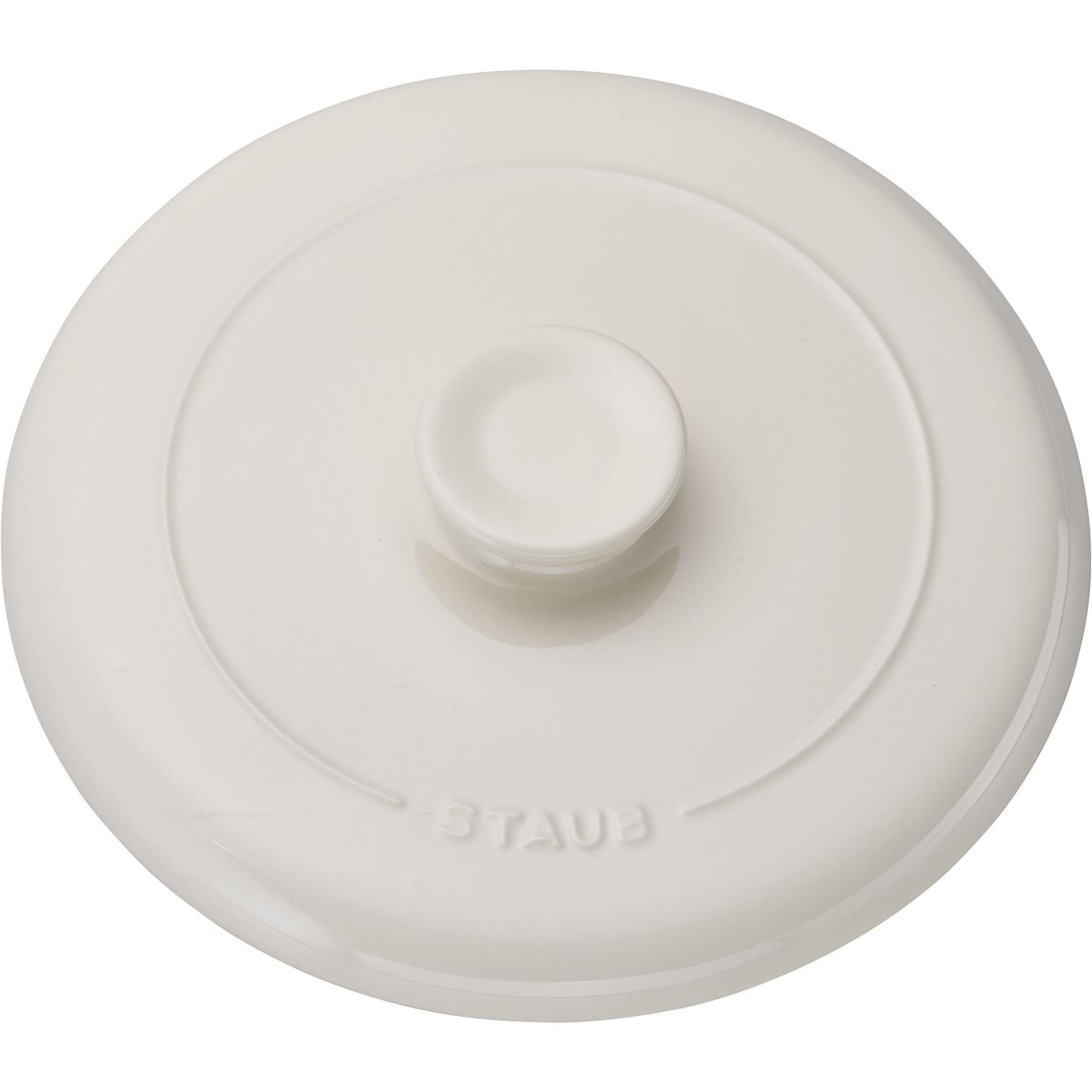 round, Panini press, cream,,large 1