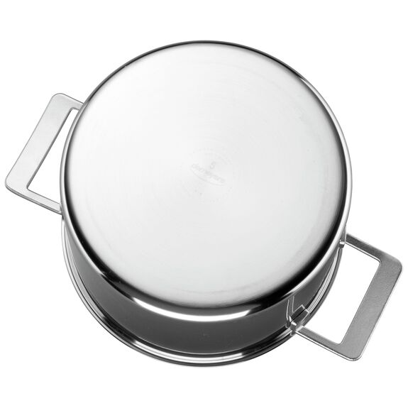 8.5-qt 18/10 Stainless Steel Stock pot,,large 4