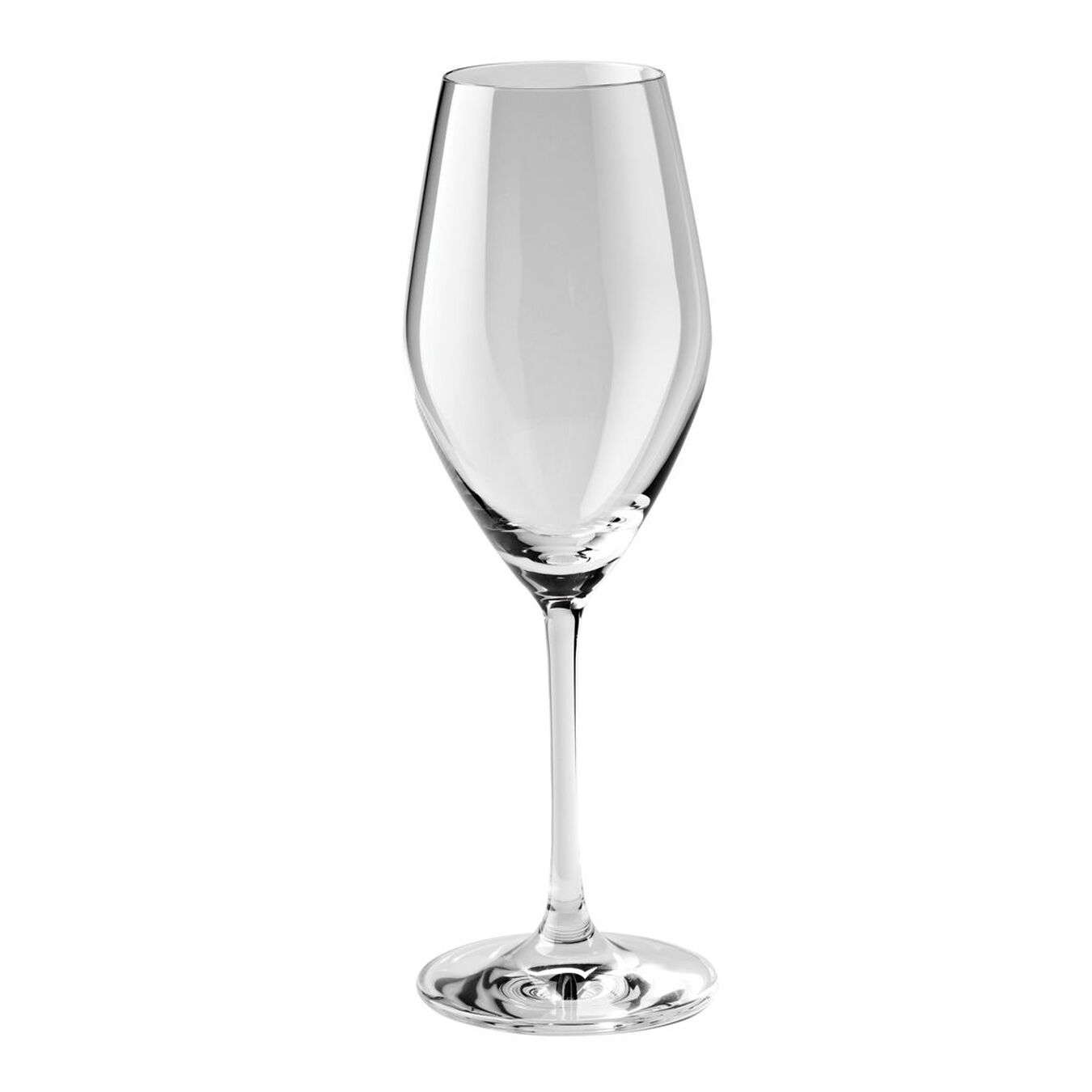 Champagne glass set, 6 Piece | transparent,,large 1