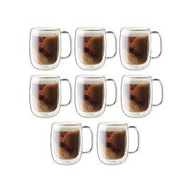 ZWILLING Buy 6 Get 8, 8 Piece Coffee glass set - Buy 6 Get 8