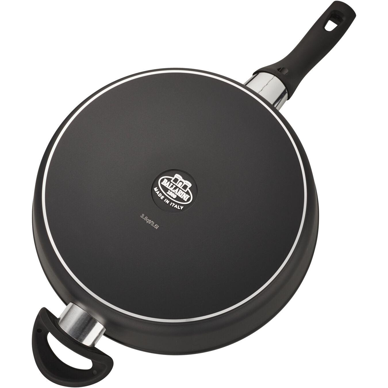 3.8-qt Nonstick Saute Pan with Lid,,large 2