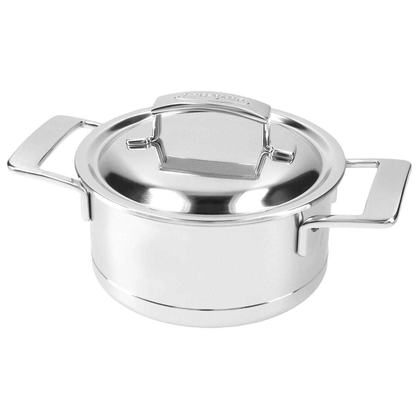 Kookpot met dubbelwandig deksel 16 cm / 1,5 l,,large 6