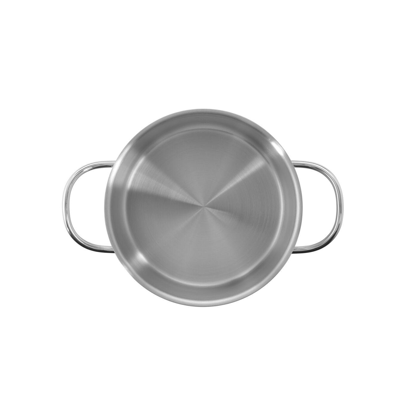 Pentola - 20 cm, 18/10 acciaio inossidabile,,large 3