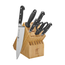 ZWILLING Professional S, 7-pc, Knife block set, Bamboo