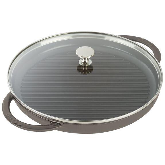 Enamel Grill pan,,large