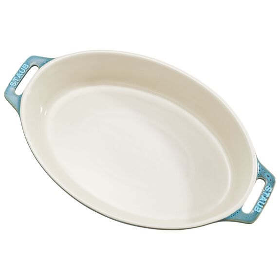 11-inch Ceramic Oven dish,,large