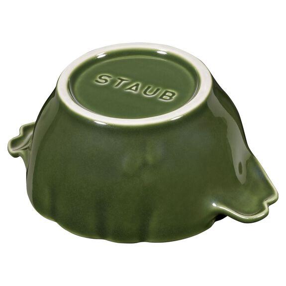 0.53-qt-/-13-x-12-cm Artichoke Cocotte, Basil-Green,,large 4