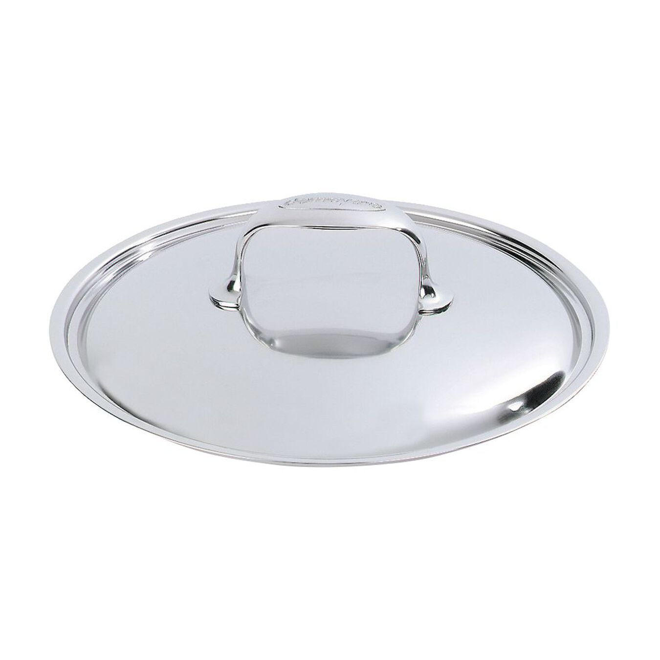 Couvercle, Rond(e)   Inox 18/10,,large 1