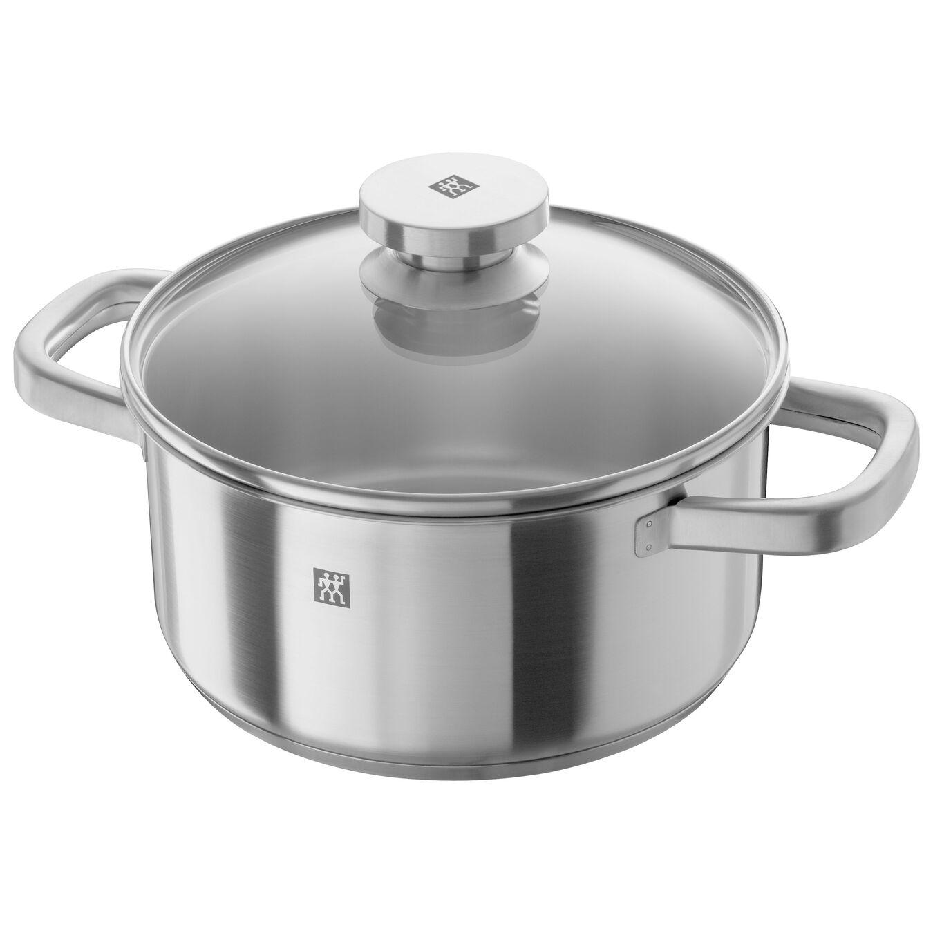 Ensemble de casseroles 5-pcs, Inox 18/10,,large 3