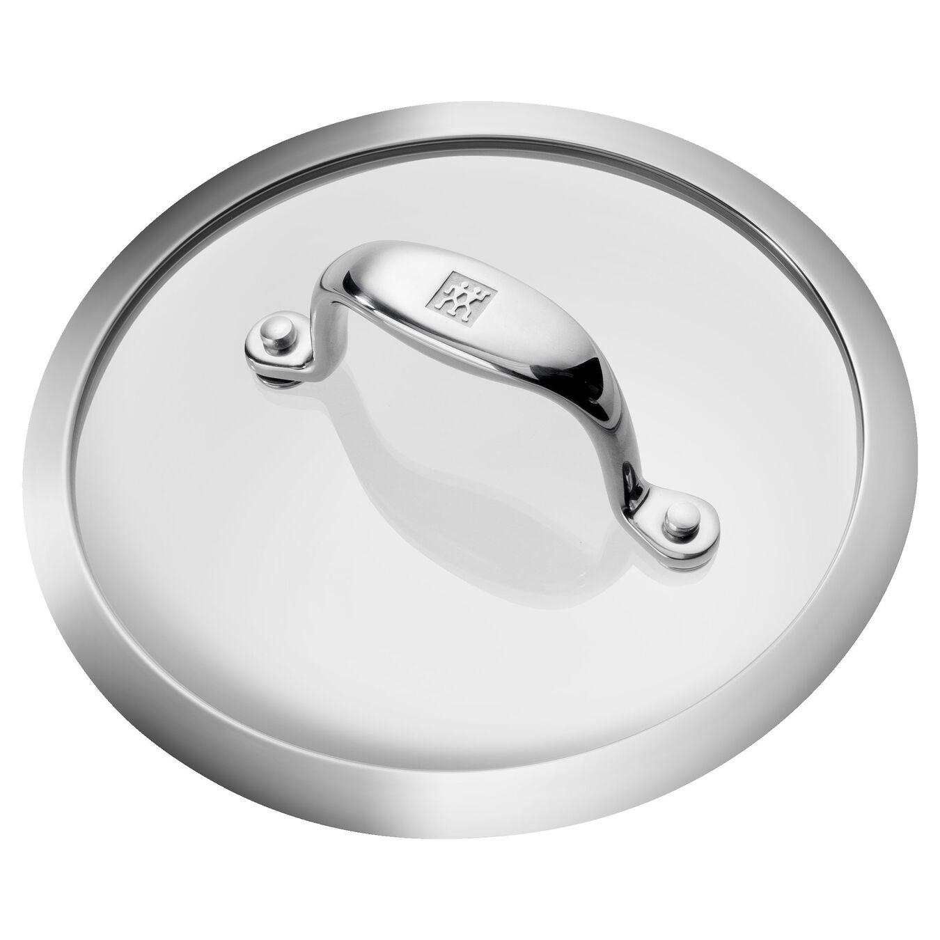 Casserole 16 cm, Aluminium, Silver-Black,,large 6