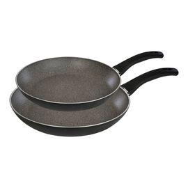 BALLARINI Bologna Granitium, 2 Piece aluminium Frying pan set