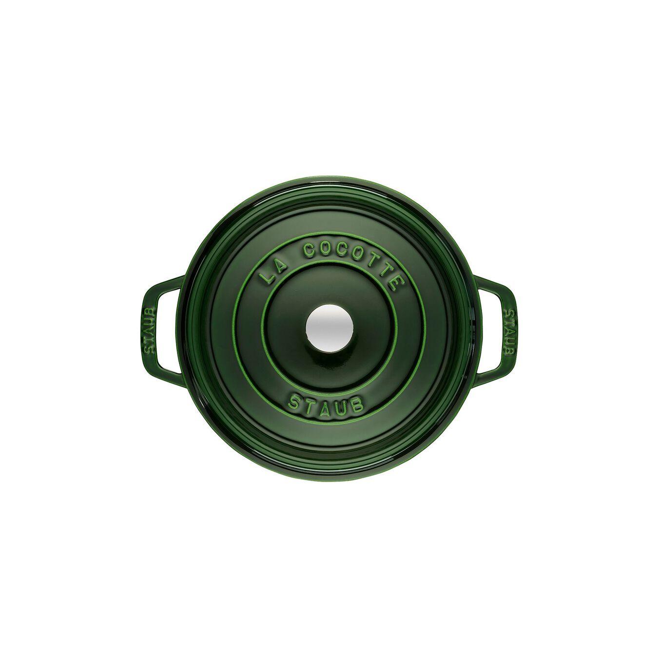 Döküm Tencere, 24 cm | Fesleğen | Yuvarlak | Döküm Demir,,large 2