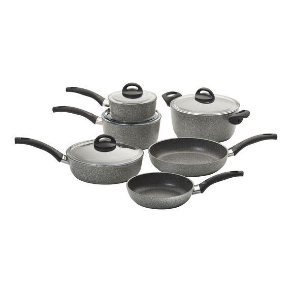 10-pcs  Pots and pans set,,large
