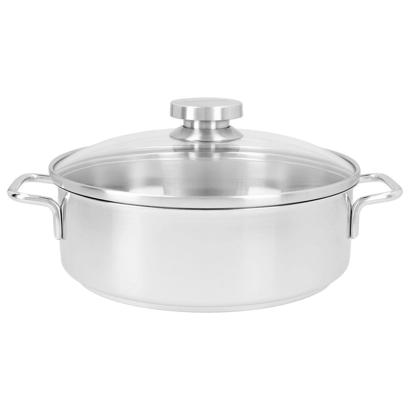 Kookpot met glazen deksel 24 cm / 2,8 l,,large 1