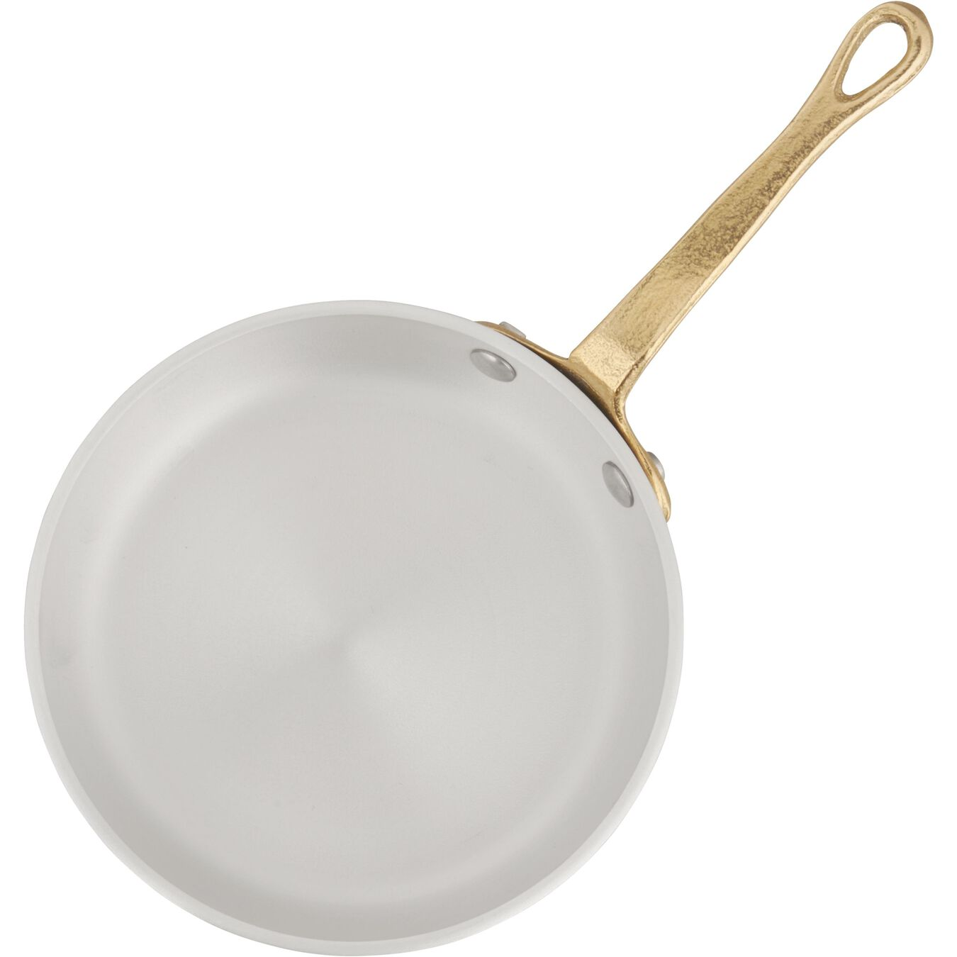 2-pc, Aluminum, Frying pan set,,large 3