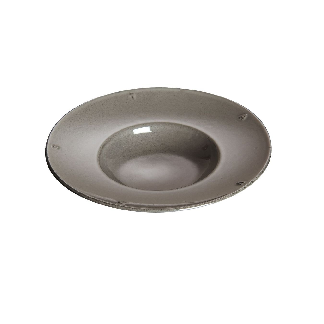 21 cm Cast iron round Assiette, Graphite-Grey,,large 3