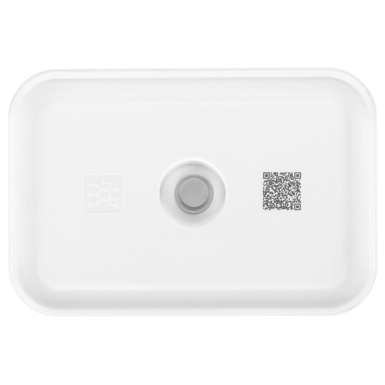 Vakuum Lunchbox, L, Kunststoff, Weiß,,large 2