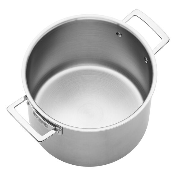 Stainless Steel 8-Qt. Stockpot,,large 2