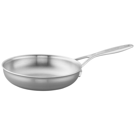 8-inch Stainless Steel Fry Pan,,large 4