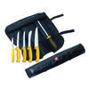 Knife roll set, 7 Piece | German Stainless Steel,,large