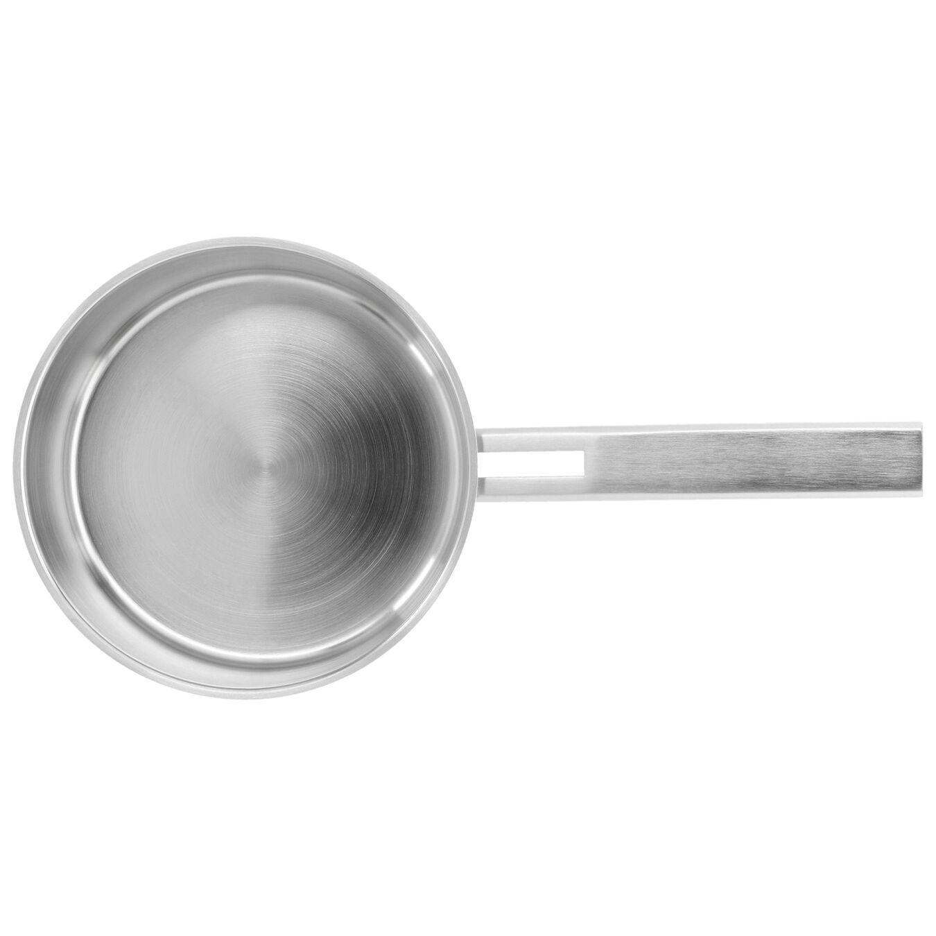 Sos Tenceresi Kapaklı | 18/10 Paslanmaz Çelik | 20 cm | Metalik Gri,,large 6