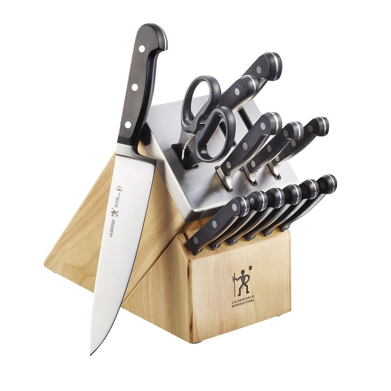 14-pcs Set de blocs couteaux,,large 1