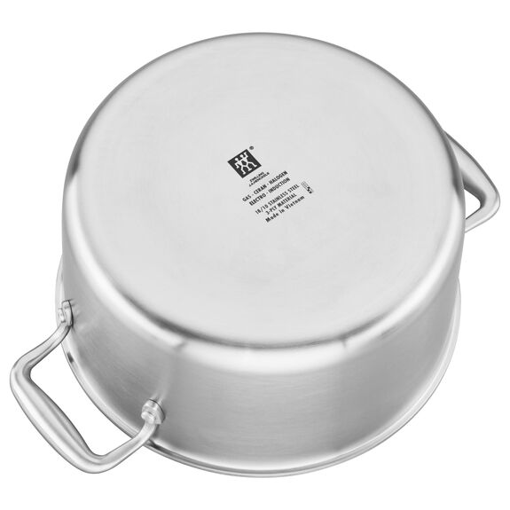 3-ply 6-qt Stainless Steel Ceramic Nonstick Dutch Oven,,large 3