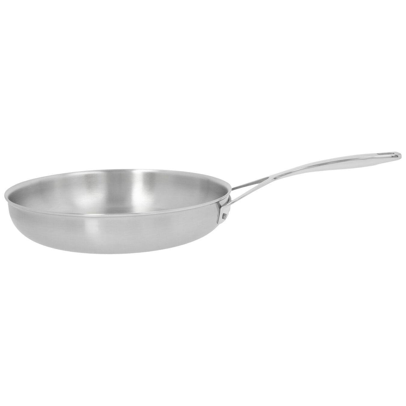 8-inch, 18/10 Stainless Steel, Non-stick, Frying pan,,large 1
