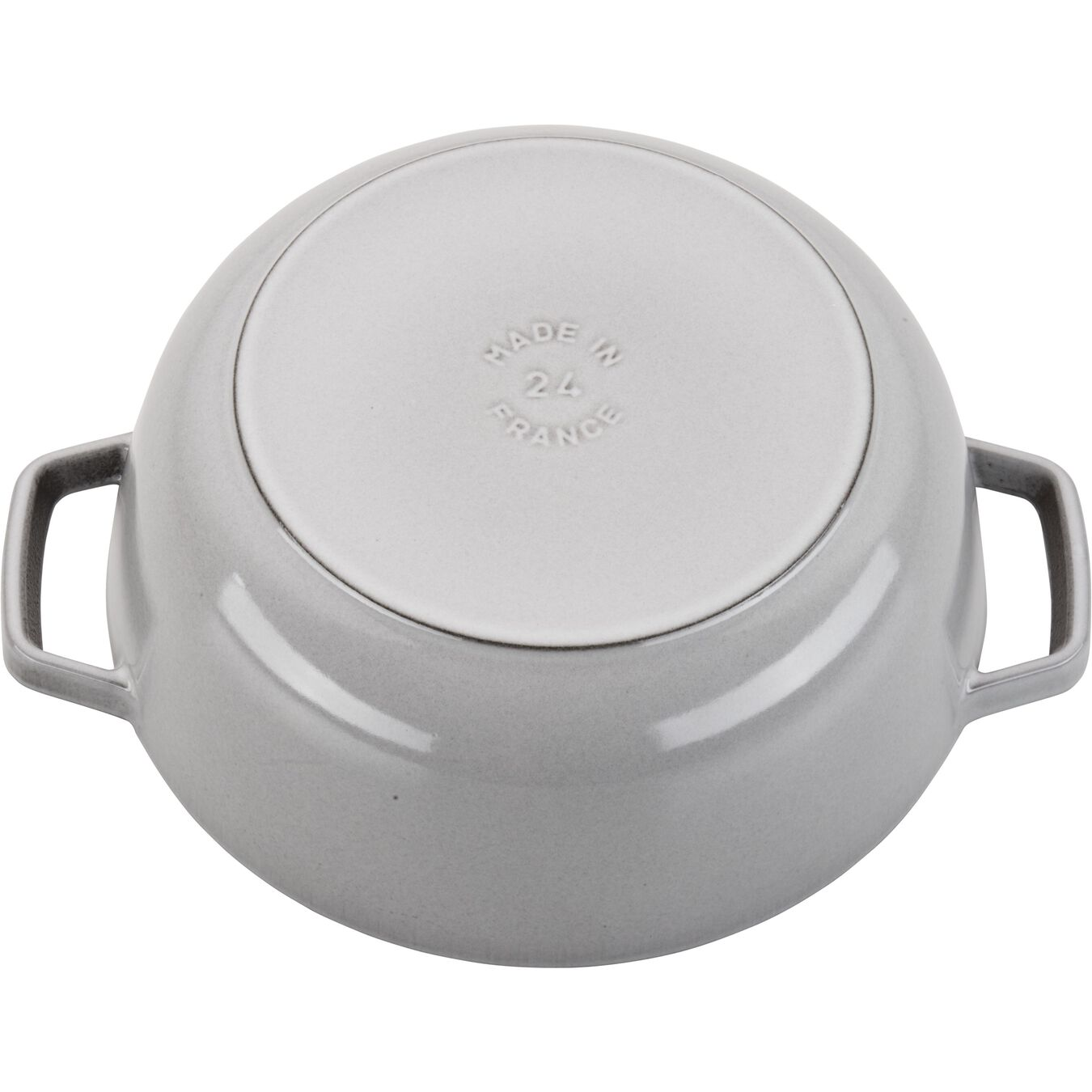 3.75 qt, French oven, graphite grey,,large 3
