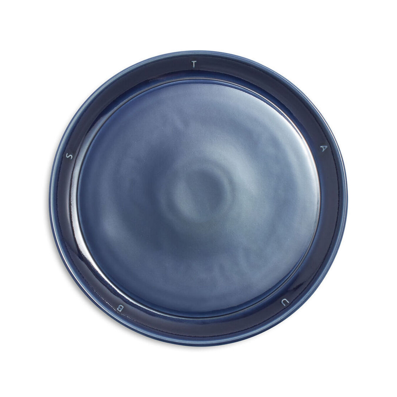 "8.5-inch, Salad Plate 22cm / 8.6"" - Dark Blue, Dark Blue,,large 1"