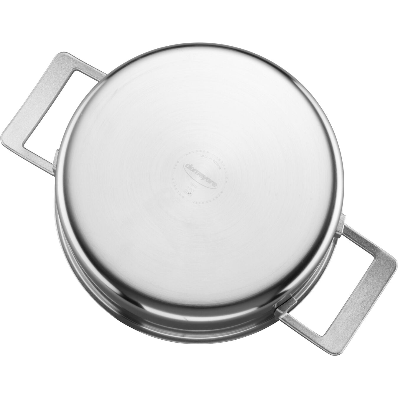 5.25 l 18/10 Stainless Steel Stew pot with lid,,large 4