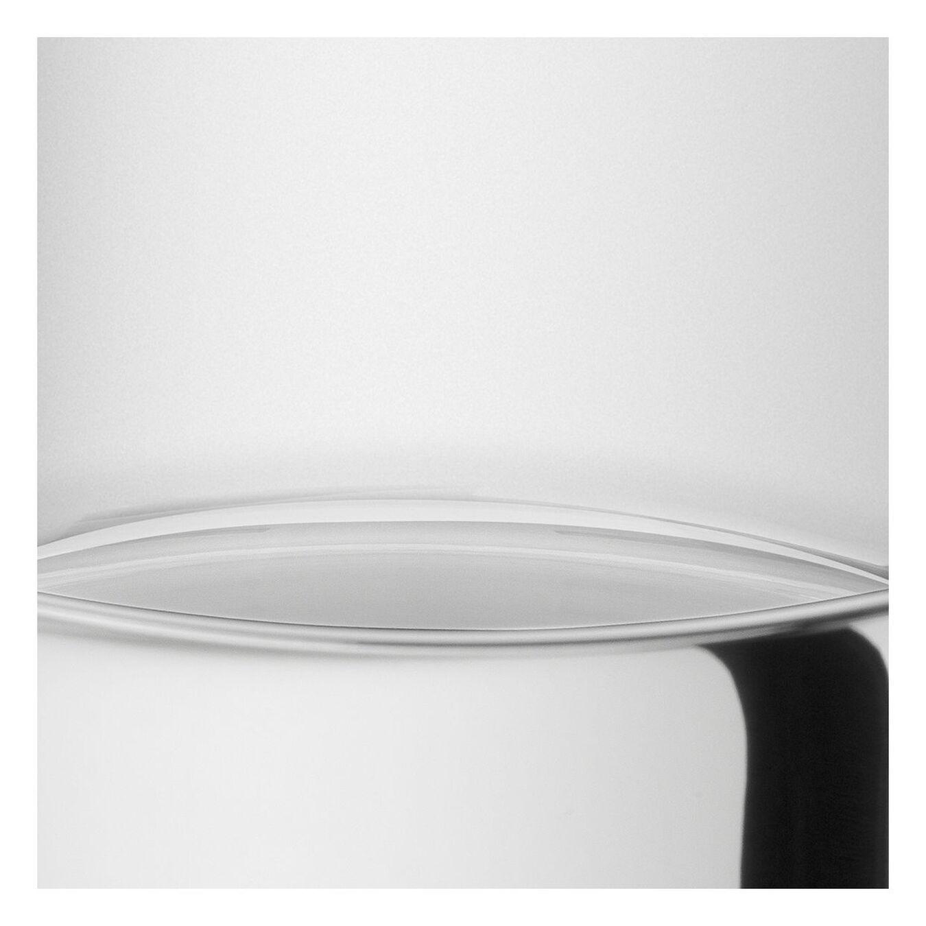 Pentola alta - 24 cm, 18/10 Acciaio inossidabile,,large 2