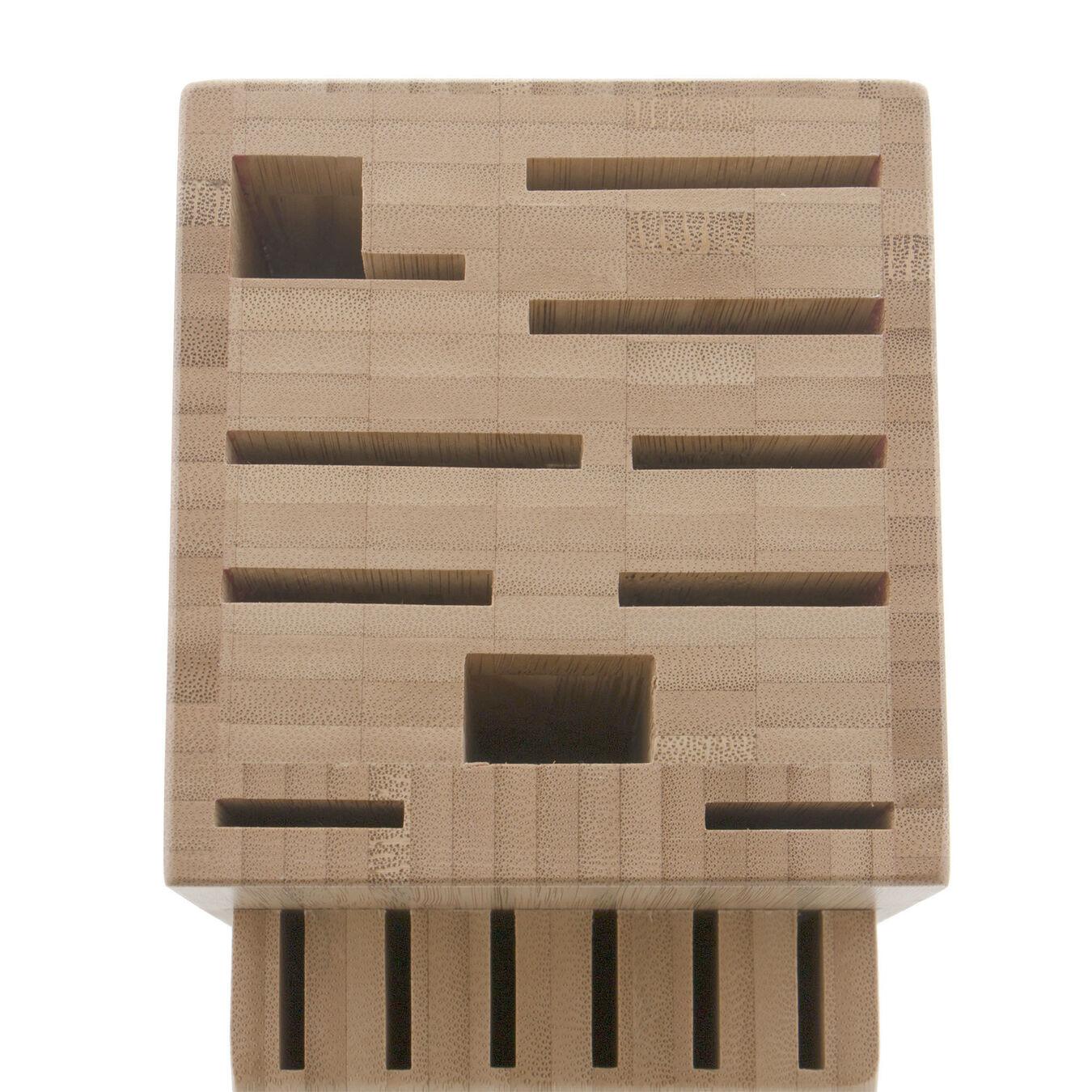 Bamboo 16-slot block,,large 3