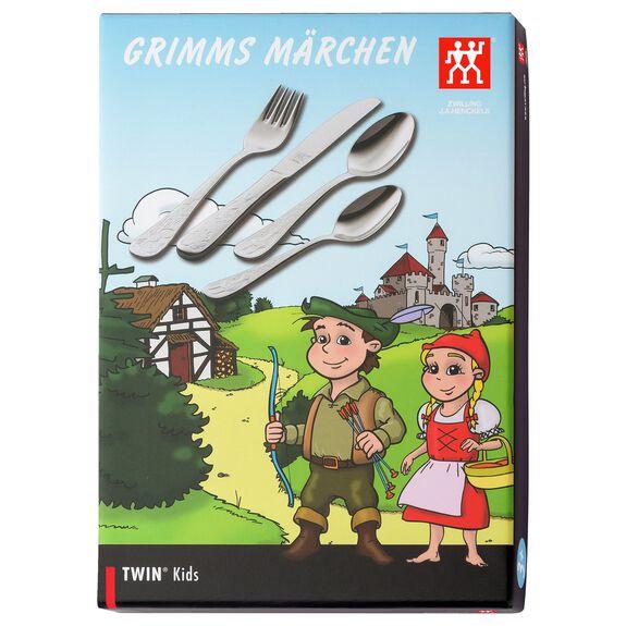4-pc  Children's flatware set Grimms Märchen,,large 2