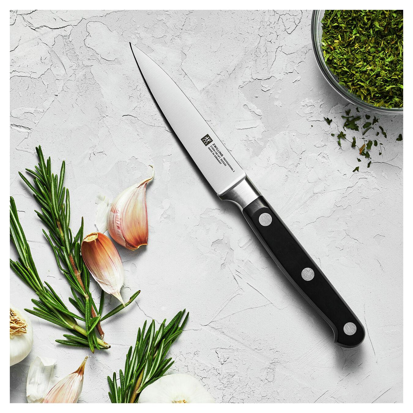 Couteau à larder et garnir 10 cm, Plastique,,large 4