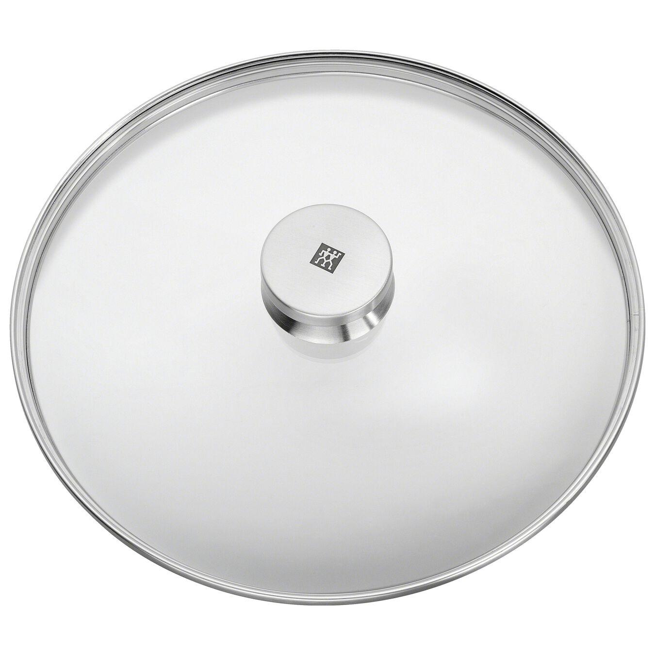 Couvercle, 28 cm | Rond(e) | Verre,,large 1