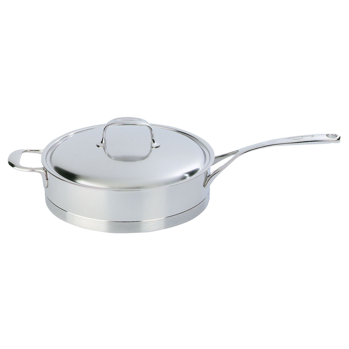10 Piece 18/10 Stainless Steel 10-Piece Cookware Set,,large 4