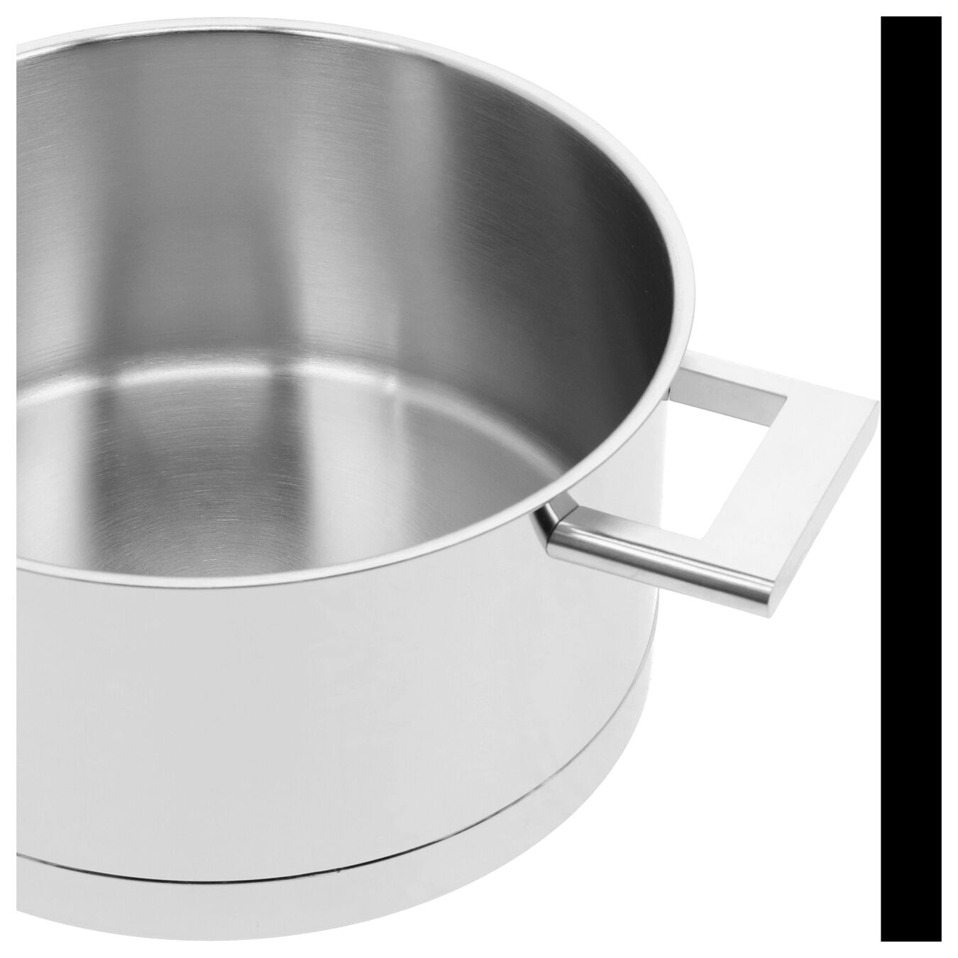 5.5 qt, 18/10 Stainless Steel, Stew pot,,large 7